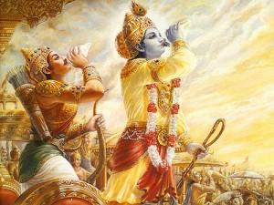 Krishna_Arjuna-kuruksetra