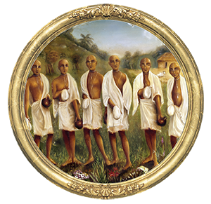 six-goswamis